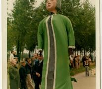 Reuzin Bacchante, Sint- Lievens- Houtem, 1960-1970