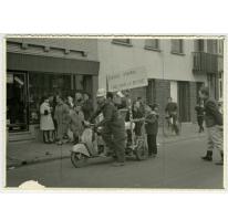 Bacchusstoet, Albert Fosselle, Sint- Lievens- Houtem, 1960-1970