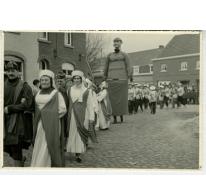 Bacchusstoet met reus, Den Dries, Sint- Lievens- Houtem, 1960-1970