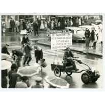 De sluikstorters, Bacchusstoet, Sint- Lievens- Houtem, 1960-1970