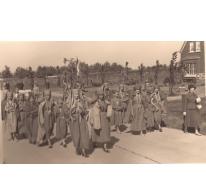 De Oude Belgen, Livinusfeesten, Sint-Lievens-Houtem, 1957