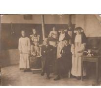 Keuken van de oorlog, Oosterzele, 1914-1918