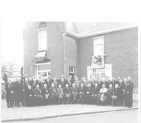 Oudstrijders, Sint-Lievens-Houtem, 1961