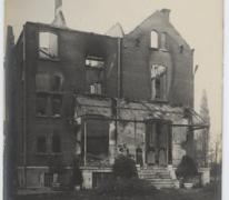 Kasteel M. Lebegue te Kwatrecht, Melle, 1914