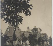 Kasteel van Mr. Roland, Melle, 1914-1918