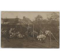 Duits graf, Melle, 1914-1918