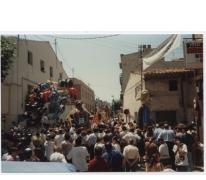 Reuzenstoet, Matadepera, Spanje, 1992