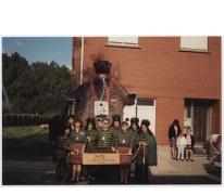 De berenstoet, Vlierzele, 1989