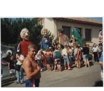 Reuzenstoet, Matapedera, Spanje, 1992