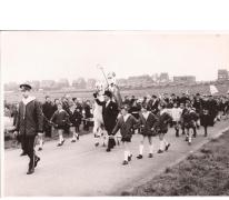 De Sint en de jeugdfanfare, Sint-Lievens-Houtem