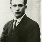 Bidprentje Georges Van den Berge, Sint-Lievens-Houtem, 1944